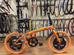รีวิวจักรยานพับได้