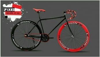 จักรยานฟิกเกียร์ ยี่ห้อ ไหนดี  แข็งแรง ทนทาน ราคาโดนใจ