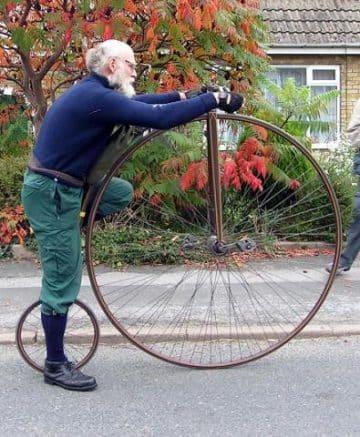 จักรยานคลาสสิค ความสวยงาม และการหลงรักจักรยานคลาสสิค !